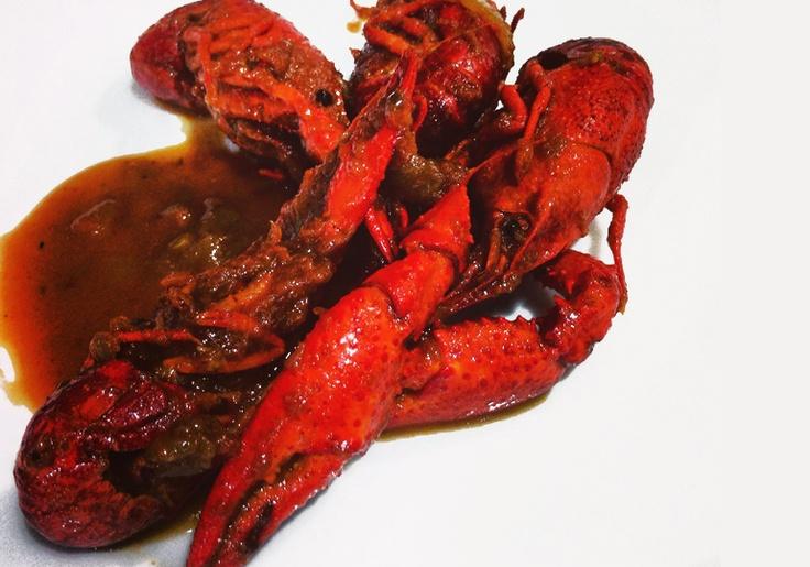 Receta de los cangrejos de río | Koketo