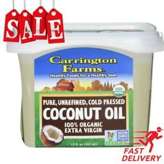 Carrington Farms Organic Extra Virgin Coconut Oil 12 Ounce  http://ift.tt/2CgRvMk #Home #Garden #Food #Beverages #Oils #Carrington #Farms #Organic #Extra #Virgin #Coconut #Oil #12 #Ounce  #gardenstore83