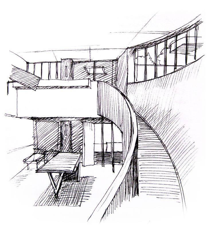 les 40 meilleures images du tableau villa savoye le corbusier sur pinterest le corbusier. Black Bedroom Furniture Sets. Home Design Ideas