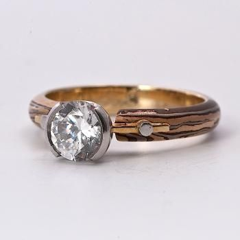 Photos of 15 Ultra Special, Nontraditional Engagement Rings | POPSUGAR Fashion