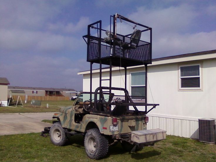 13 Best Images About Hunting Rigs On Pinterest Utility