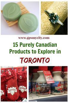Check out the list of some not-to-be-missed Canadian products presented herein and enjoy your Toronto trip to the maximum!