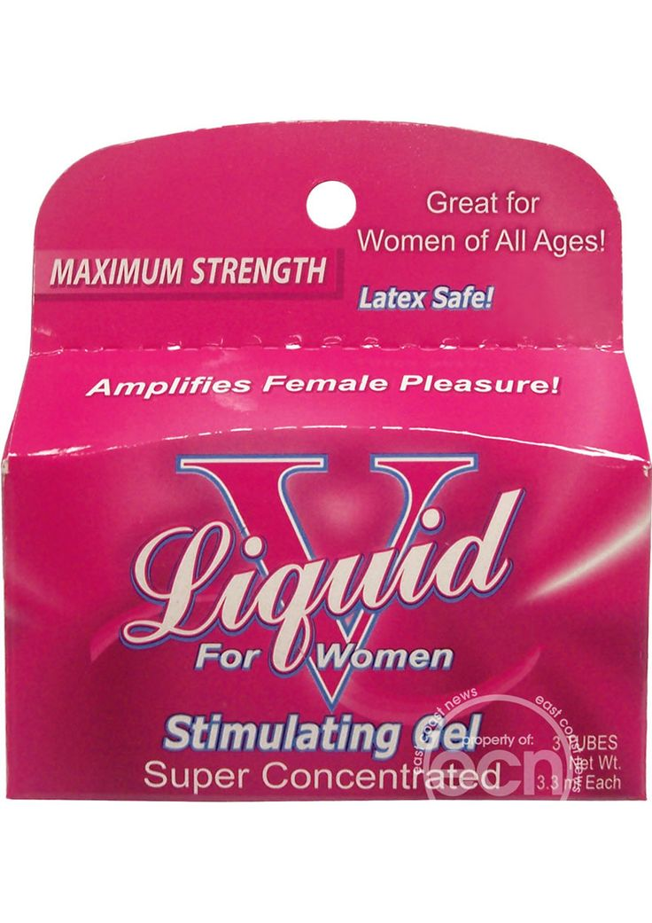 Liquid V For Women - 3pk Tubes - The power of the V has arrived!! Liquid V is the strongest female stimulating product on the market today. It is formulated to help increase stimulation and blood flow to the clitoris and amplify the strength of female climax while producing a warm tingling sensation that women love.