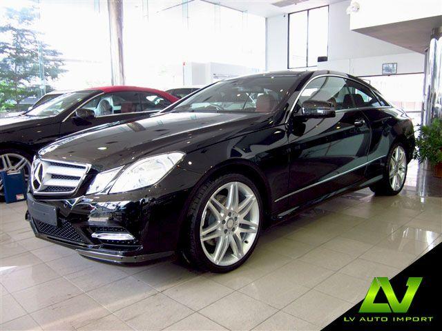 Mercedes benz e250 cgi coupe sport exterior black solid for Mercedes benz santa clarita