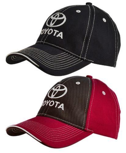 Toyota Cotton Chino Baseball Hat