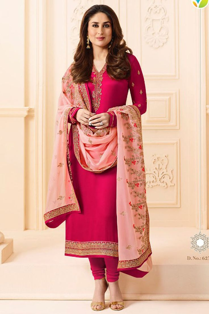 Check out Asian Couture's Exclusive Kaseesh Kareena Kapoor collection. Stunning georgette suit with heavy embroidered dupatta. A must have look !   SHOP NOW @ https://www.asiancouture.co.uk/bollywood-dresses/kareena-kapoor  #ASIANCOUTURE #weddingdress #DesiFashion #Indianfashion #Dupatta #Dress #PakistaniStreetStyle #DinaTokio #HudaBeauty #AsianBride #Zukreat #London #Pakistani #georgette #partywear #KareenaKapoor #kaseesh