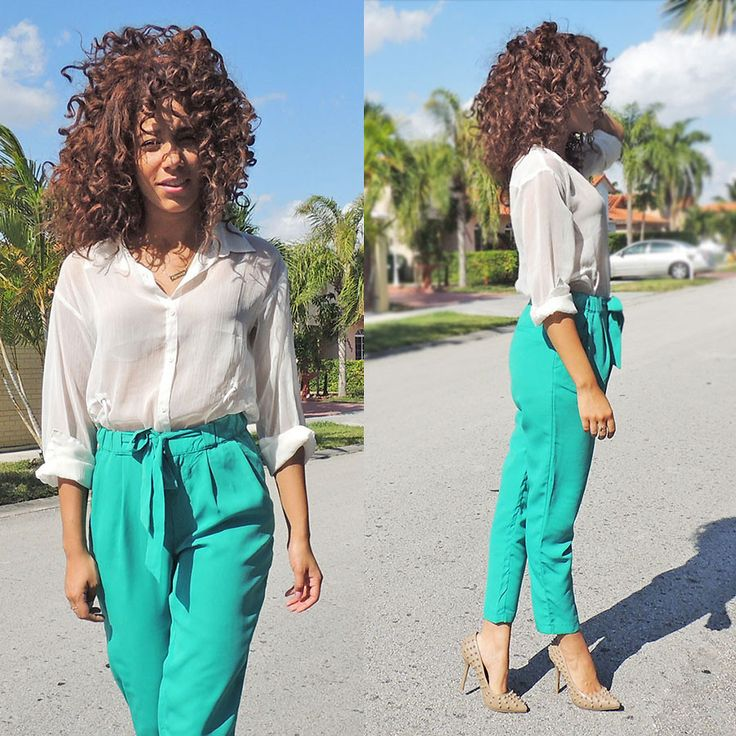 Lynnette Joselly -  - Creative Interview Outfit