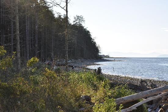 Rathtrevor Beach Provincial Park