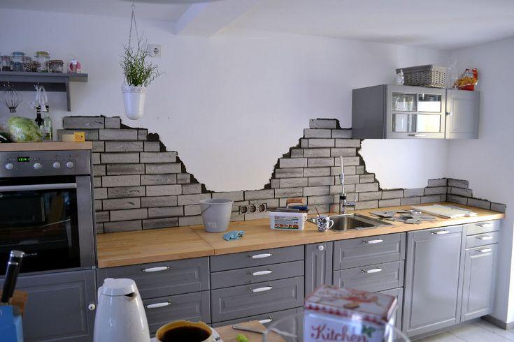 Küchenrückwand gestalten