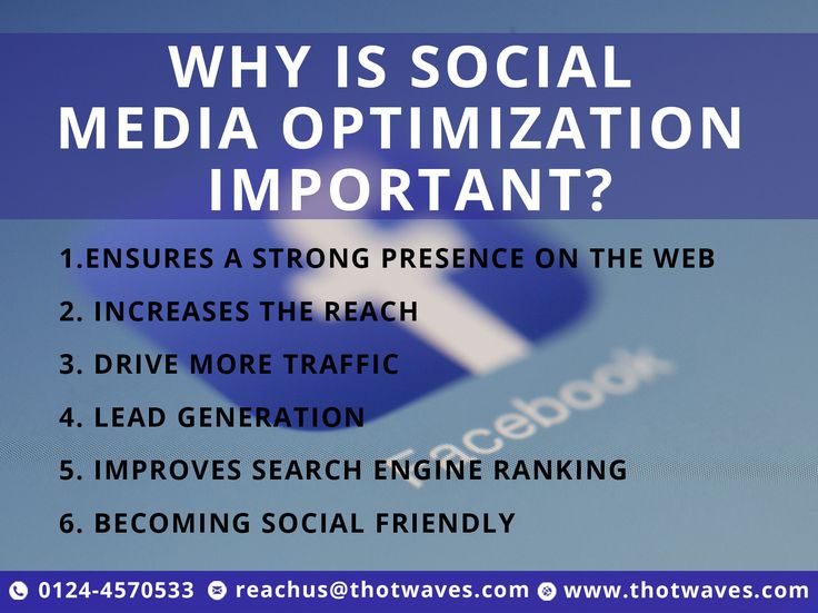 Top 6 reasons on why social media is important for businesses  #ThotwavesInnovations #DigitalMarketing #WednesdayTip
