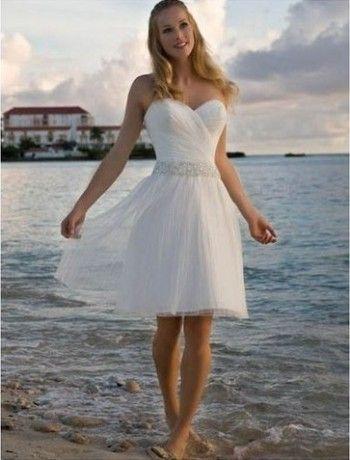 Als we in n warm land aan t strand zouden trouwen...