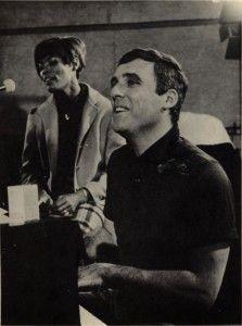 Dionne Warwick & Burt Bacharach