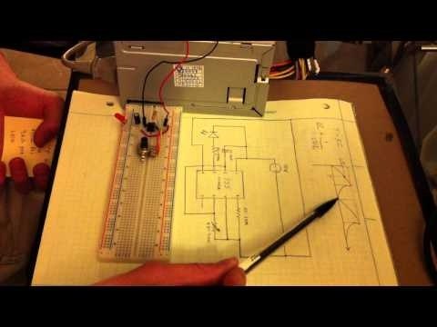 555 Timer Circuits - Flashing LED - RC Time Constant