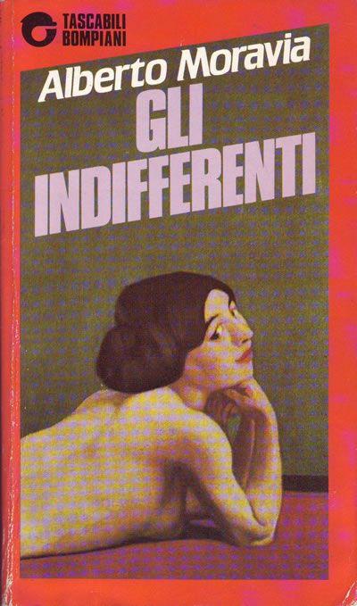 Gli indifferenti - Alberto Moravia