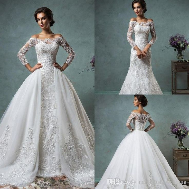 63 best wedding dresses images on Pinterest | Short wedding gowns ...