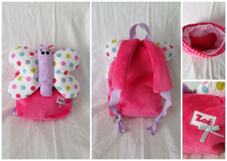 sac à dos papillon