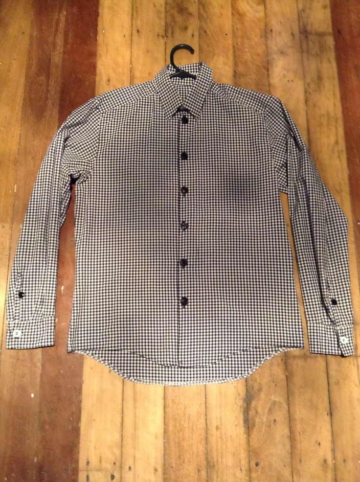 Button up top-Ethan's by Max