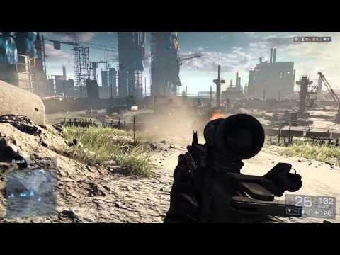 battlefield 3 gameplay pc 1080p
