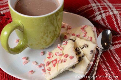 Graham Cracker Peppermint Bark ~ An Easy Holiday Treat! - Or so she says...