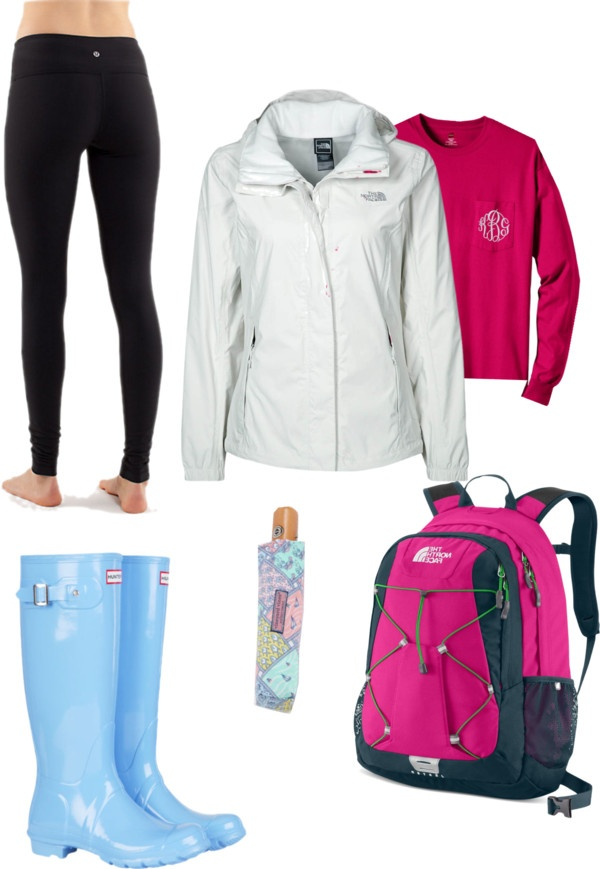 """rainy day"" by hope-winchell ❤ liked on Polyvore"