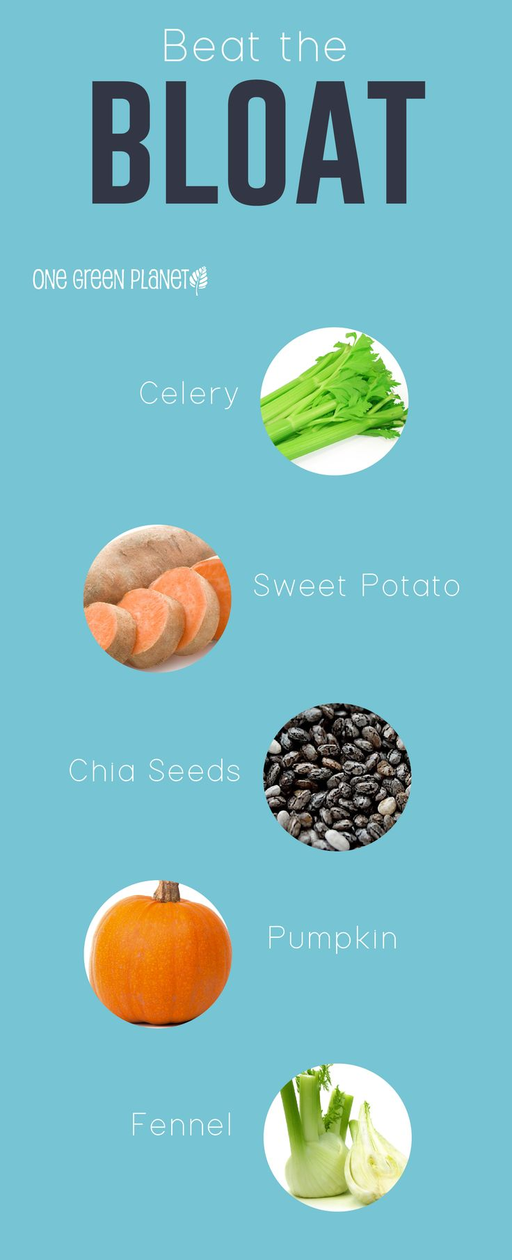 Best Foods To Avoid Bloating