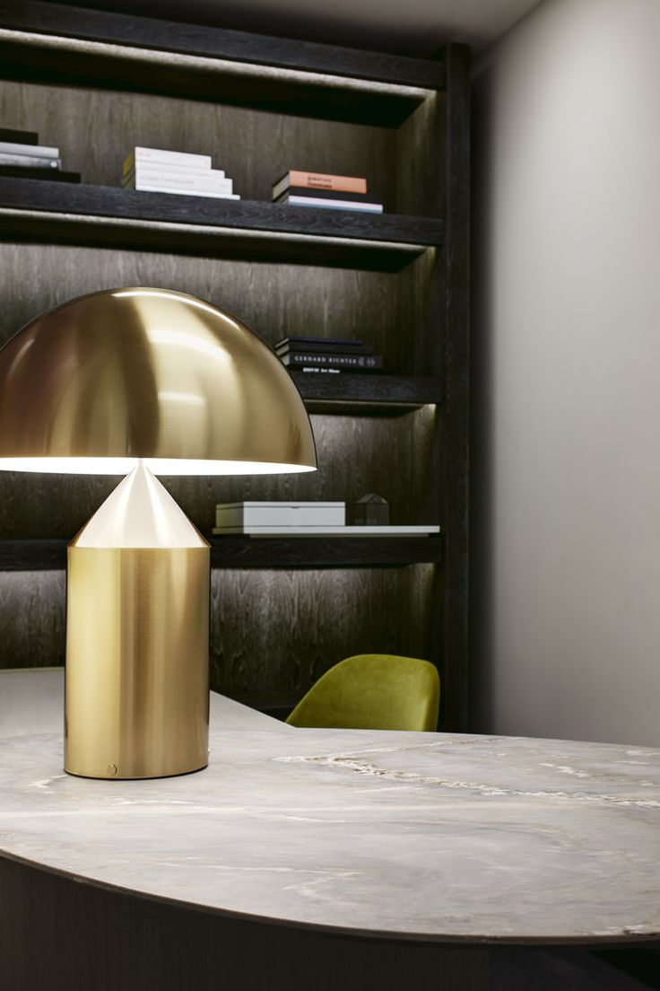 Interior - Lamp Atollo by Oluce