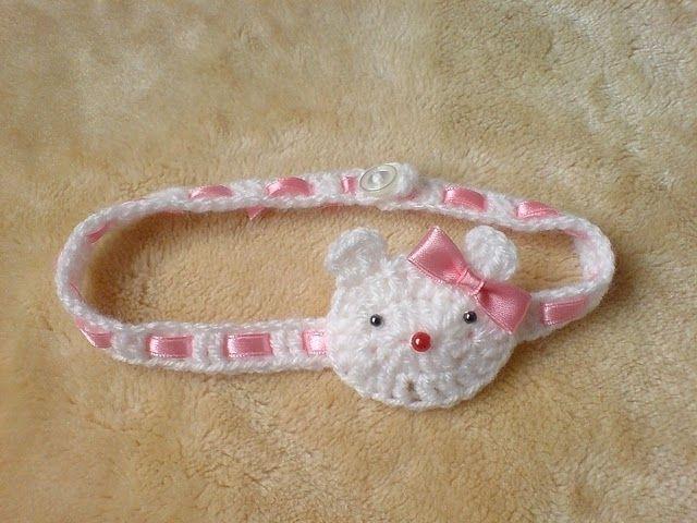 Идеи летних повязочек для малышек. Комментарии : LiveInternet - Российский Сервис Онлайн-Дневников