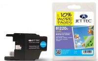 JetTec Brother LC-1220C Cyan Remanufactured Ink The Brother LC-1220C Cyan Remanufactured Ink Cartridge by JetTec - B1220C is a JetTec branded remanufactured printer ink cartridge for Brother printers. They provide OEM style quality printing but at  http://www.MightGet.com/february-2017-3/jettec-brother-lc-1220c-cyan-remanufactured-ink.asp