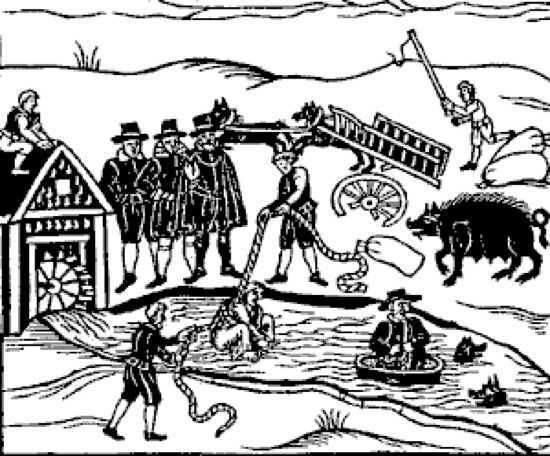 The Accused Witches of Gloucester