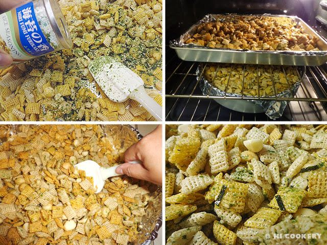 Hawaiian-Style Chex Mix March 7: National Cereal Day Put some pizzazz in a plain party chex mix and add some aloha with meaty macadamia nuts and flavorful furikake. Hawaii's locals love to sprinkle…