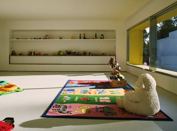 Galeria De Berçário Primetime / Studio MK27   Marcio Kogan   24. Nursery  SchoolThe ...