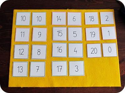 Wczesna Edukacja Antka i Kuby : Zabawy matematyczne dla dzieci w zakresie liczbowym 1-20