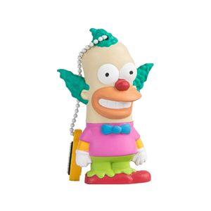 Clé USB 8Go « Krusty le Clown » - Glaaad : Soyez fier de vos produits - The Simpsons - #TheSimpsons #Homer #Bart #Marge #Maggie #Lisa #Krusty #Apu #Flanders #Donut #Skate #Moe #Willie #Nelson #Burns #Milhouse