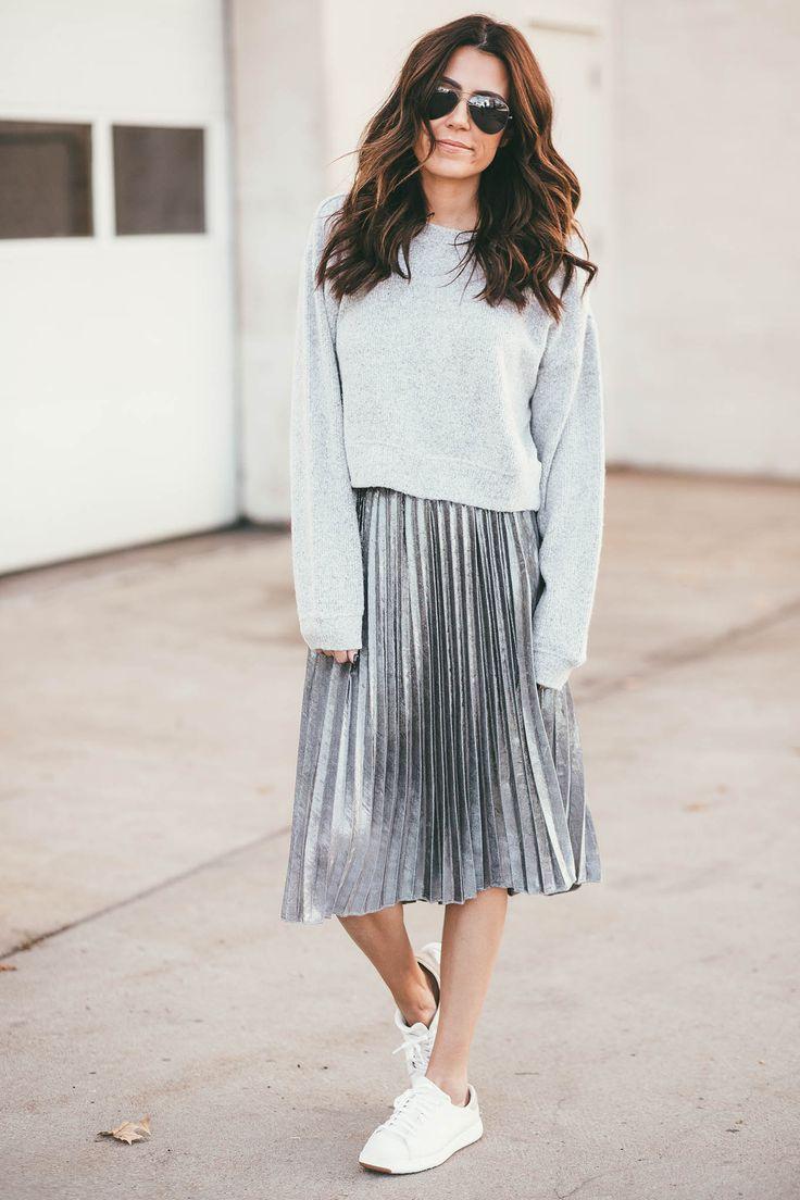 Best 25+ Winter Skirt Outfit Ideas On Pinterest
