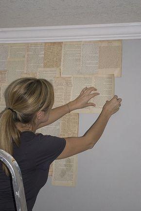 Diy Wallpaper – Top 10 Creative Ideas To Use