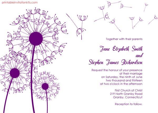 58 best Wedding Invitation Ideas images on Pinterest Invitation - best of invitation maker for wedding