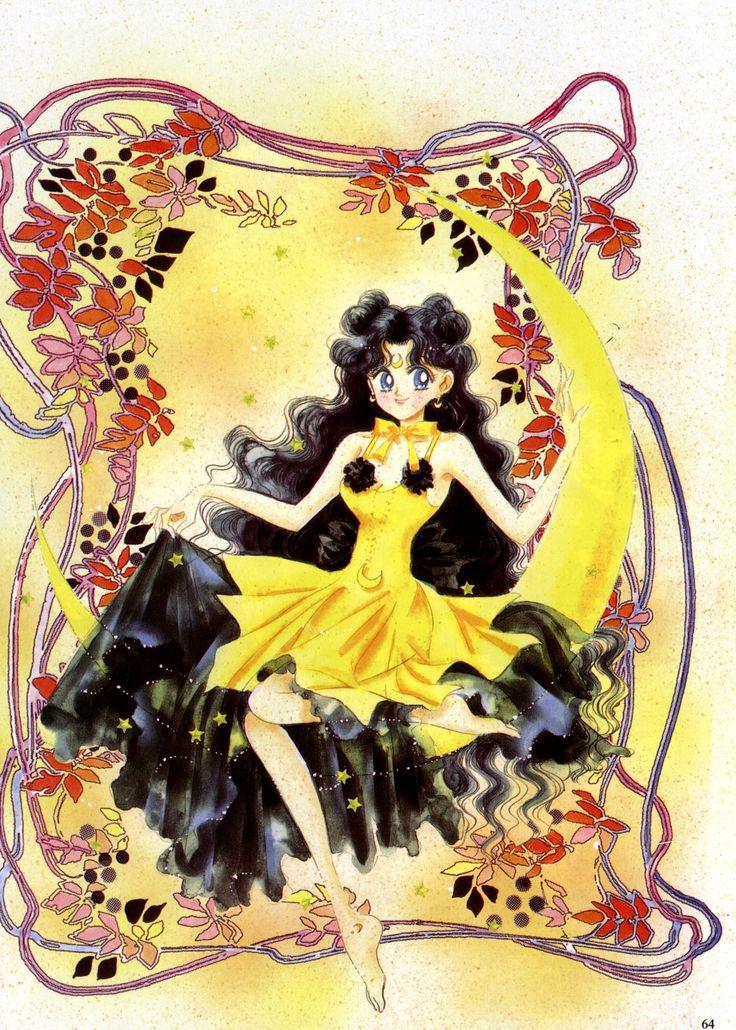 Human Luna - Sailor Moon