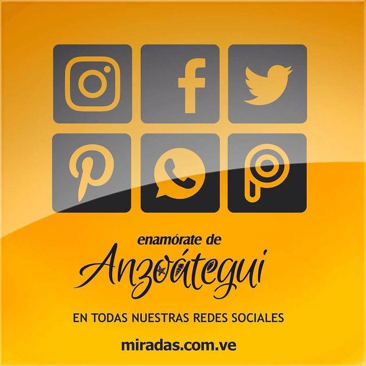 Síguenos en nuestras redes sociales y visita miradas.com.ve  #MiradasMagazine #MiradasRadio #Anzoategui #Lecheria #Turismo