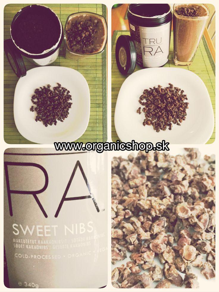Raw kakao breakfast