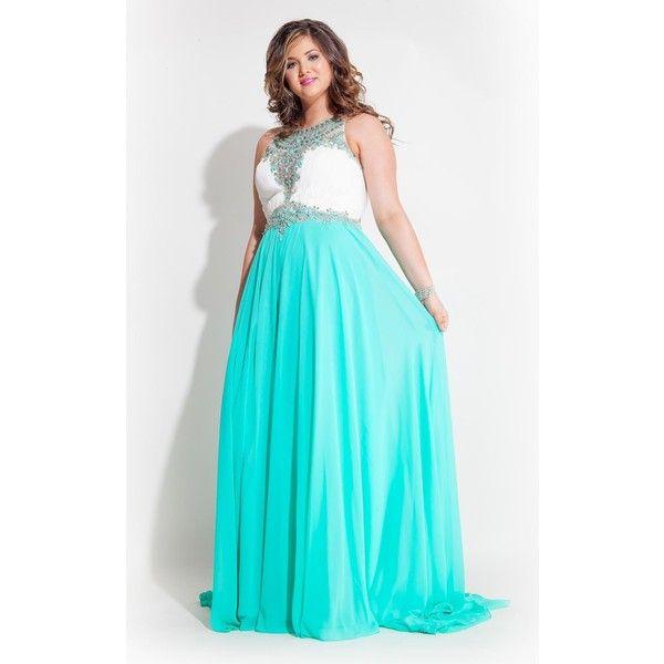 25+ best Plus size formal dresses ideas on Pinterest