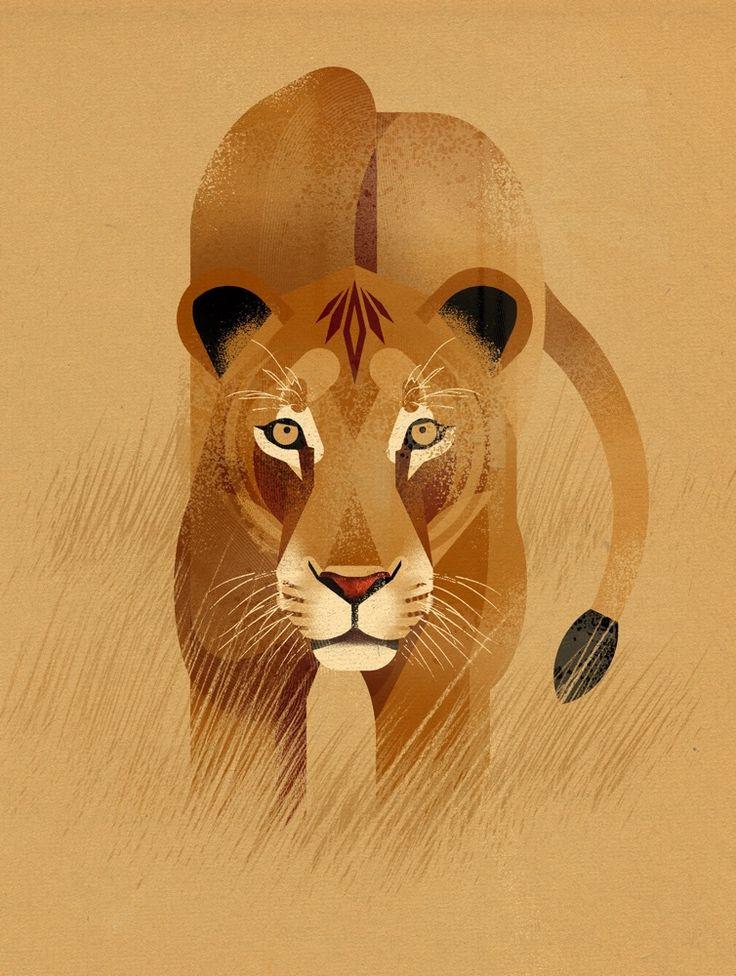 Lion by Dieter Braun