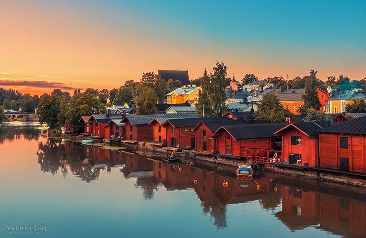 Porvoo, Finland.