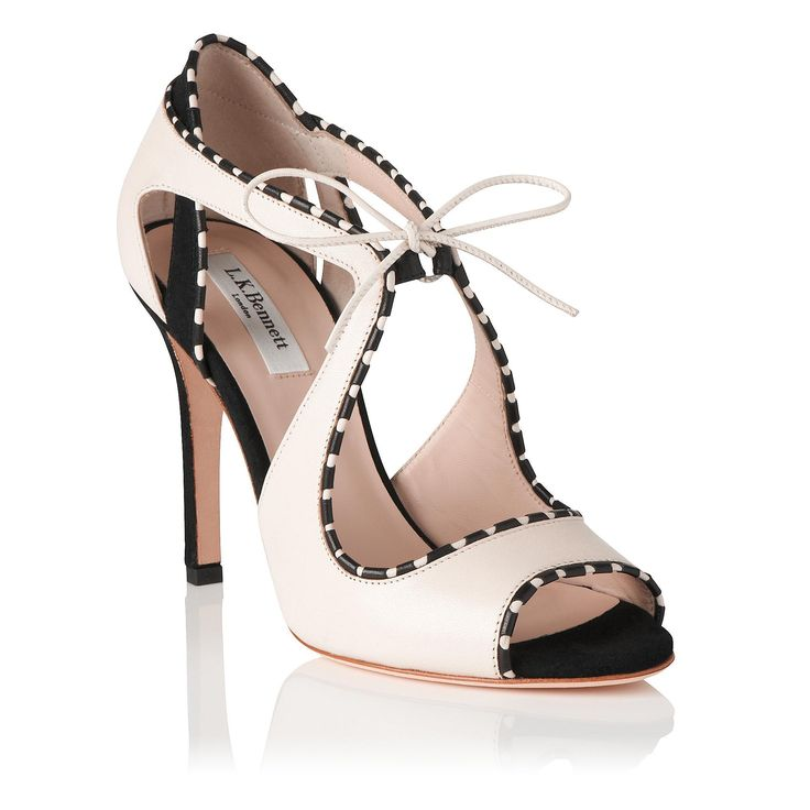 Miki High Heel Sandals | Sandals | Shoes | Collections | L.K.Bennett, London