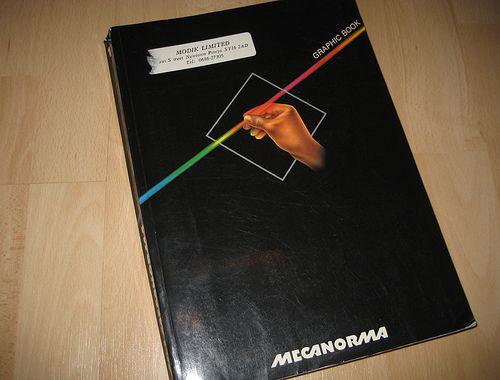 Mecanorma by hellomatt.co.uk, via Flickr