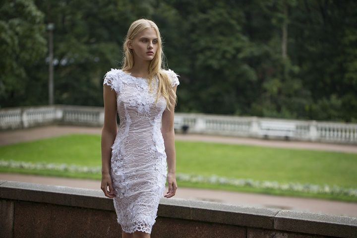 Wedding Dress - Nurit Hen wedding dresses | fabmood.com #weddingdress #weddingdresses #nurithen #bridal