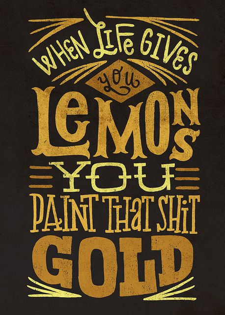 Paint It Gold