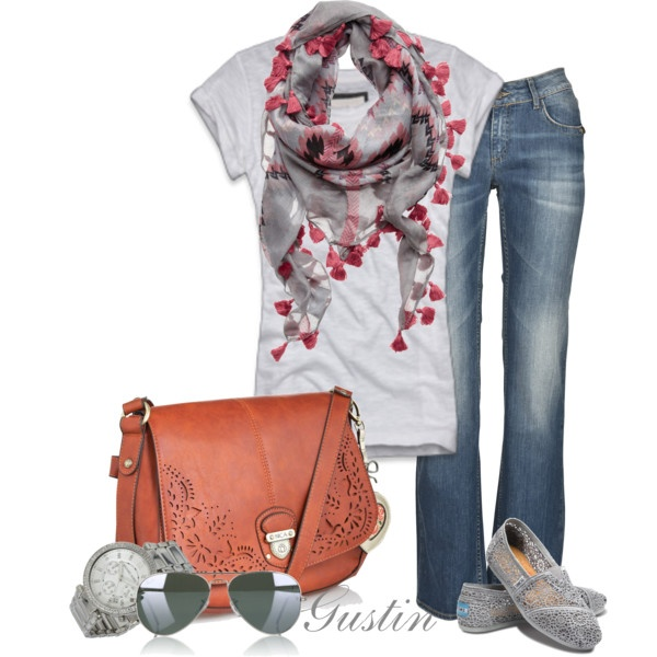 adorable: Outfits, Fashion, Crochet Toms, Purse, Clothes, Bag, Cute Scarfs, Casual, My Style