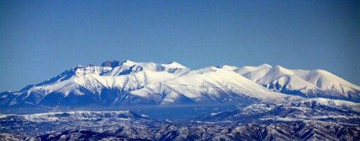 ΟΛΥΜΠΟΣ Το βουνό των θεών.
