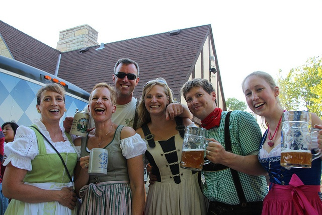 Estabrook Beer Garden Opening  by Milwaukee County Parks, via Flickr
