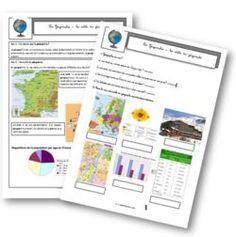 De nombreuses ressources pour la géographie !